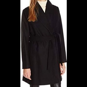 Tommy Hilfiger | Wrap Overcoat